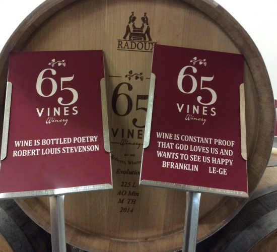 65 Vines Adopt-A-Vine