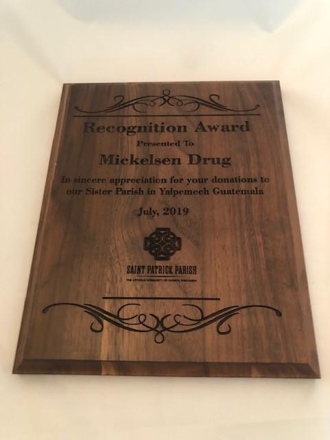 recognition-plaque